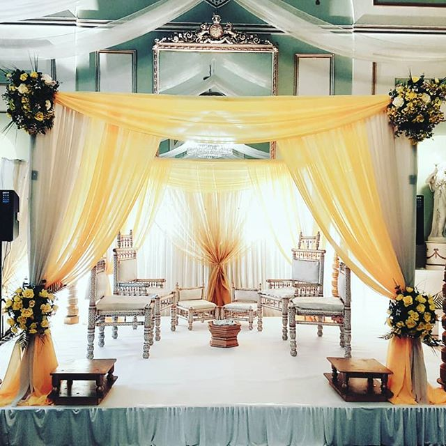Wedding Mandap 6