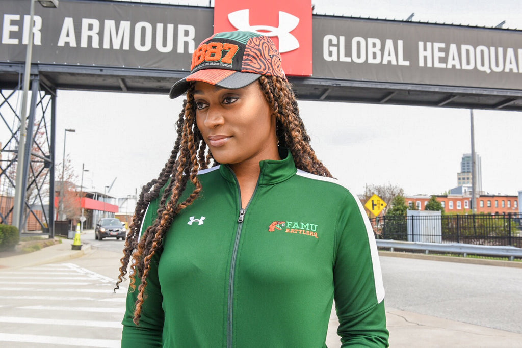 Women's Under Armour X FAMU Track Jacket