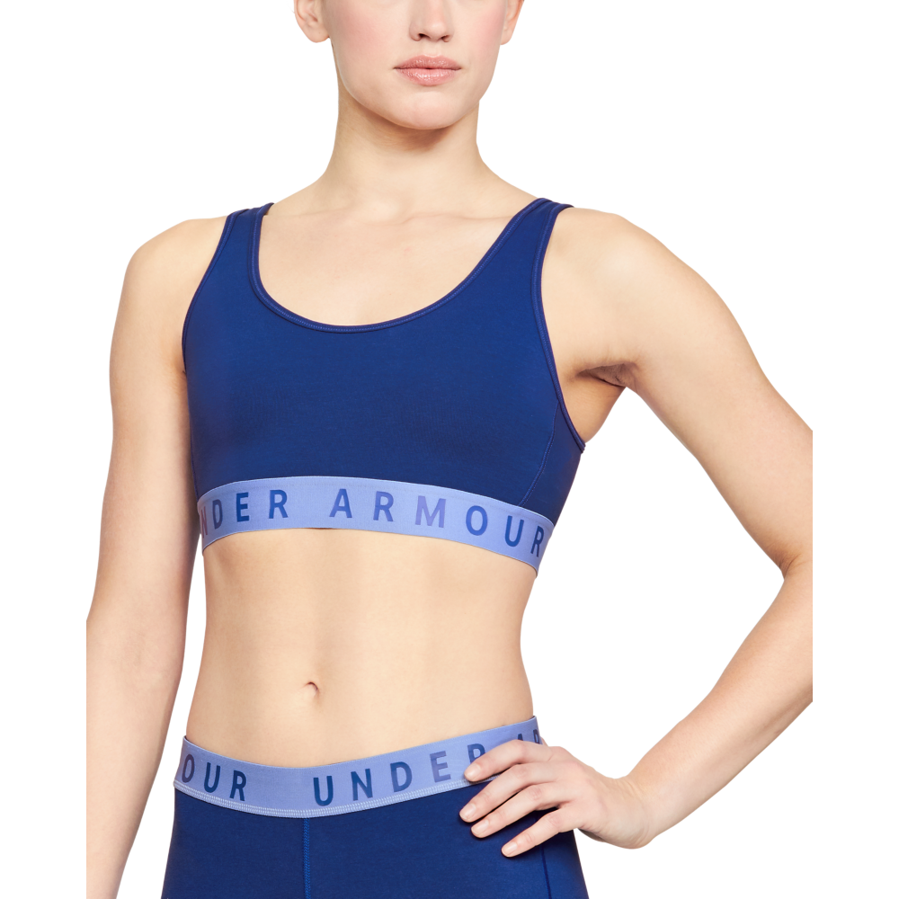 UA Mid Sports Cotton Bra