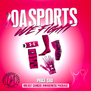 """We Fight"" Breast Cancer Awareness Package"