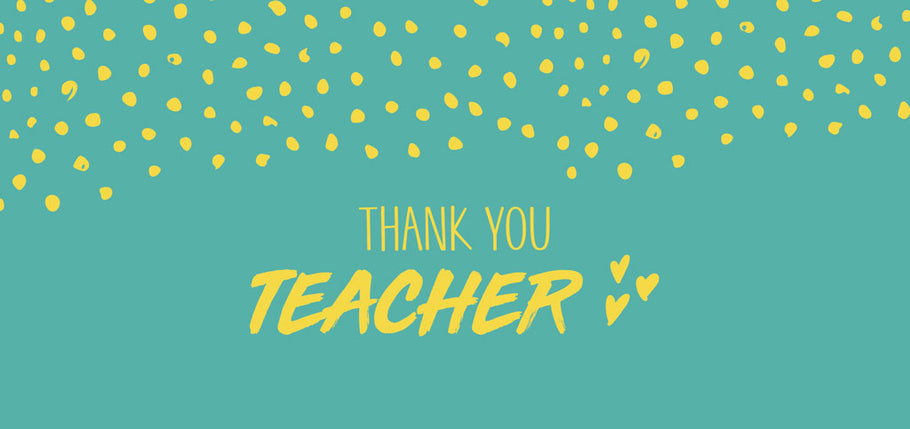 Best Teacher Gifts 2020 - thanking our teachers in the year we never saw coming