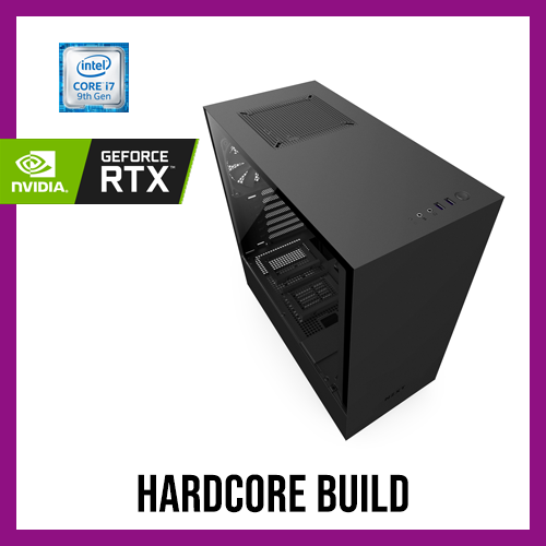 Northcon Gaming PC Rental