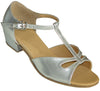 Silver Color # 160001B - EveriseDanceShoes