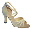 Beige Leather# 160113 - EveriseDanceShoes