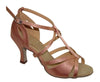 Tan Satin # 169608 - EveriseDanceShoes
