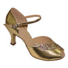 Gold Glitter # 170404 - EveriseDanceShoes