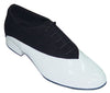 White patent / Nubuk # 250402 - EveriseDanceShoes