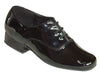 Black Patent #250503B - EveriseDanceShoes