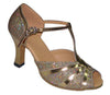 Gold Sparkle # 270501 - EveriseDanceShoes