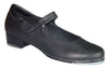 Tap Shoes - Black Leather #290301 - EveriseDanceShoes