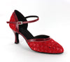 Red Sparkling - NEW! # 781223 - EveriseDanceShoes