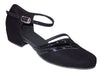 Black Leather # 888101 - EveriseDanceShoes