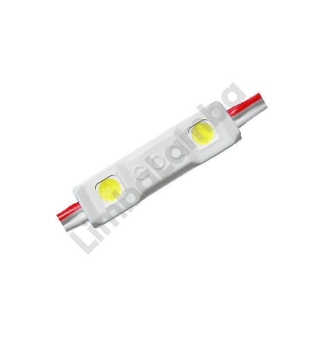 GOQ Mini Red 5050 2 Chips Modul Led Red