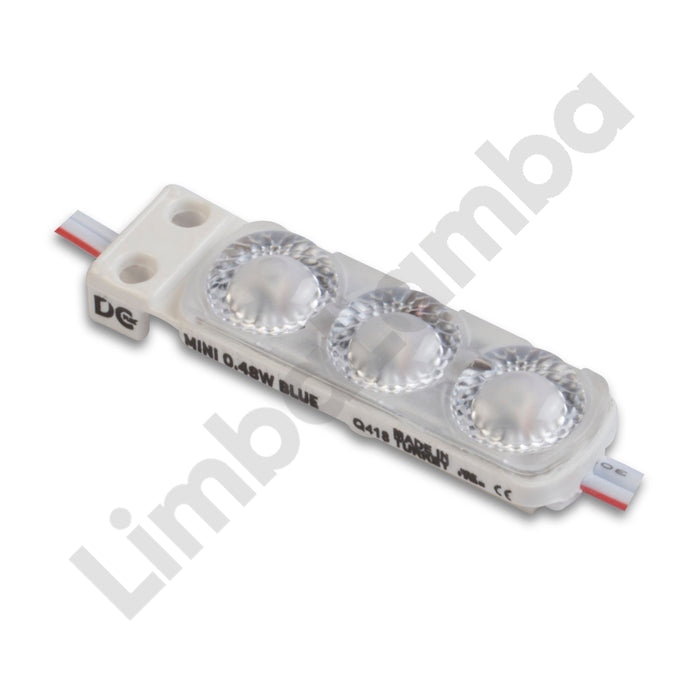 SAMSUNG Mini L3  3 Lenses Backlite Led Modul Yellow