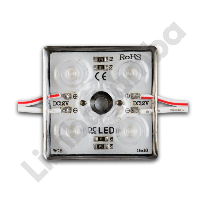 DCLED EPD 4  4 Chips Led Modul Blue