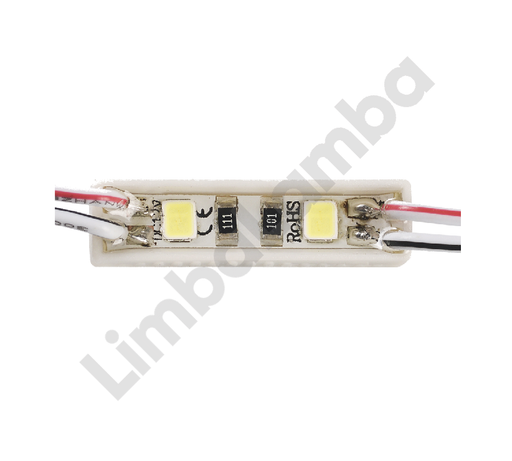 DCLED EPB 2 lW 2 Chips Modul Led 3000K