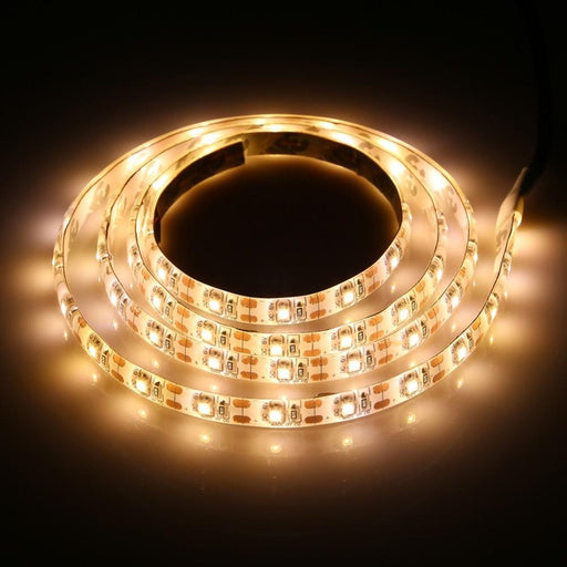 DCLED 2835 Tek Chips 6W/m Outdoor Strip Led 3000K 1 Meter (39'')