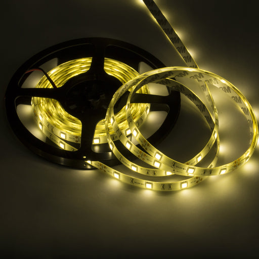 DCLED 5050 Chips 14.4 W/m Nano Outdoor Strip Led Yellow 1 Meter (39'')