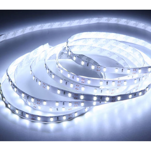 DCLED 2835 60Chips/m - 24V - 12W/m Outdoor Strip Led 10000K 1 Meter (39'')