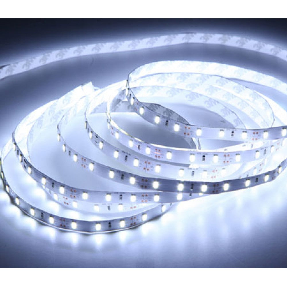 DCLED 2835 30Chips/m,  6W/m,  Outdoor Strip Led 10000K 1Meter / 39''
