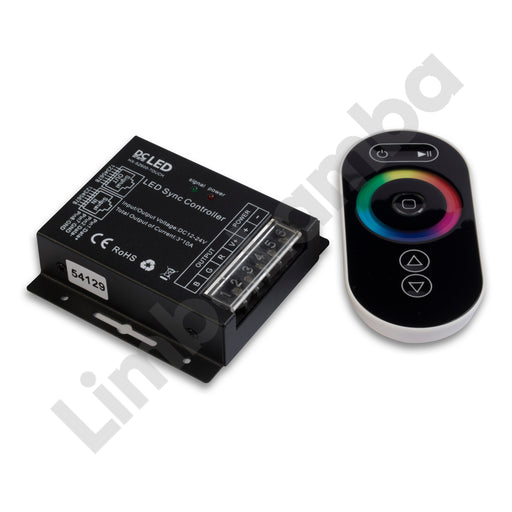 DCLED RGB24R Wireless  Sync RGB Controller 12/24V