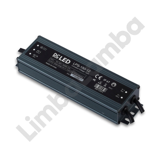 DCLED LPS150-24 Outdoor - Metal Case 150W - 24V Constant Voltage LED Driver