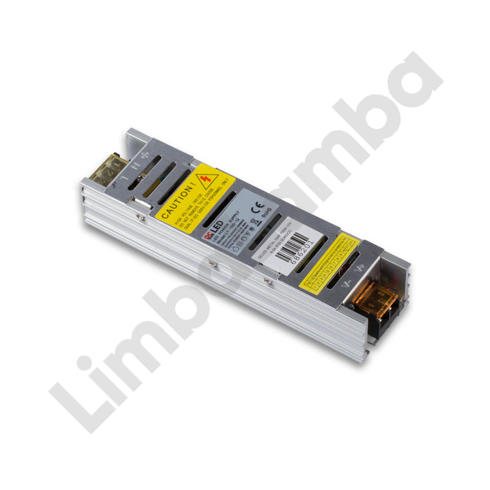 DCLED L100-24 Indoor -  Slim Metal Case 100W - 24V Constant Voltage LED Driver