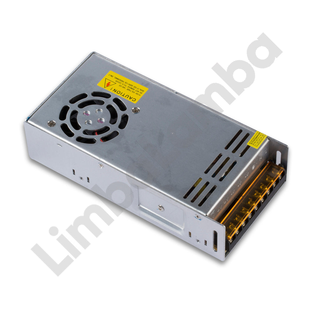 DCLED L250-12 Indoor - Metal Case 250W - 12V Constant Voltage LED Driver