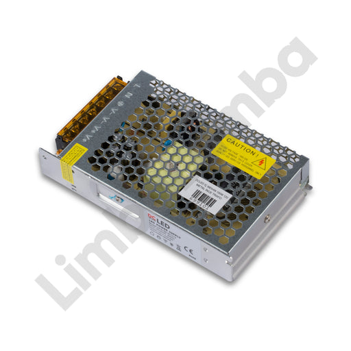 DCLED LS150-12 Indoor - Metal Case 150W - 12V Constant Voltage LED Driver