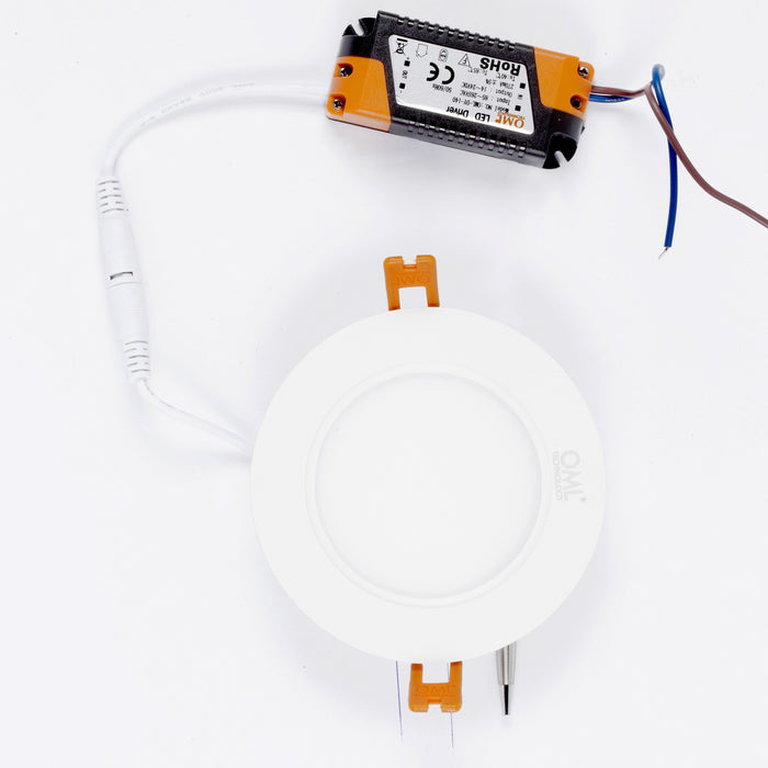 SAMSUNG Spot 6W Recessed LED Downlight 480Lm 4,7'' (120mm)
