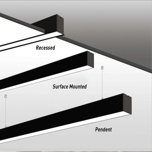SAMSUNG LN85 Led Linear Lighting Recessed
