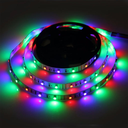 DCLED 5050 60/m 3 Chips 14.4 W/m Indoor Strip Led RGB 1 Meter (39'')