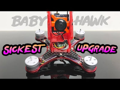 [Drone Camps RC] EMAX Babyhawk - Rakonheli Upgrade Frame Kit with Runcam Micro Review