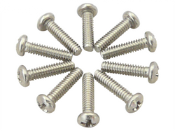 0-80*1/4 inch Pan Head Phillip Stainless Steel Screws