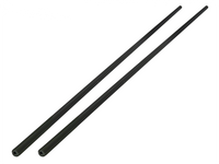 Carbon Tail Boom Support Rod Set - Blade 130X/200SRX