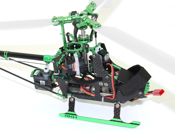 Rakonheli Special Full Green Upgrade Kit for the Blade Trio 180 CFX