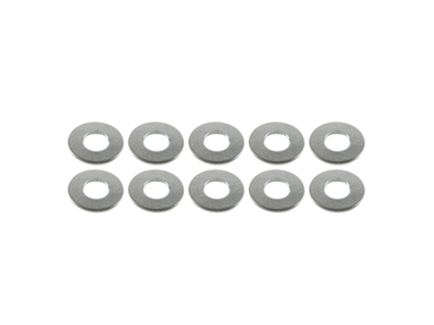 2.2x5.0x0.5mm Steel Washer