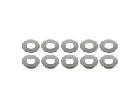 2.2x4.0x0.5mm Steel Washer
