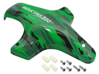 [Buy 1 Free 1] Hydrographics Fiberglass Canopy (Green Camo) - Blade Inductrix 200
