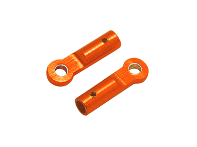 Rakonheli CNC AL Tail Boom Support End (4) (for 230S812, 130S812)