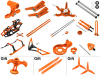 Rakonheli Special Full Orange Upgrade Kit for the Blade 230 S/V2