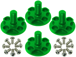CNC AL CW Propeller Adapter Set - Blade Mach 25