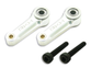 CNC AL Swash Control Arm Set - Blade 300X/CFX