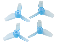 Rakonheli 31mm 3 Blade Clear Propeller (2CW+2CCW; 0.8mm Shaft)