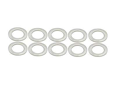 3.2x5.0x0.3mm Steel Washer