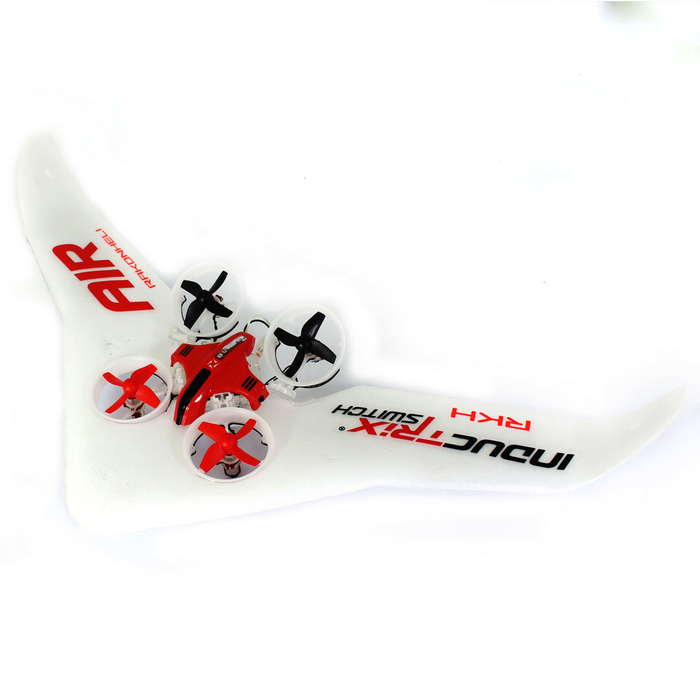 Blade Inductrix Switch RTF and Switch Air Wing - Rakonheli CNC Delrin Aluminum Performance Propeller Ducted Set