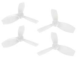Rakonheli 2222 3 Blade Transparent Propeller (2CW+2CCW; 1.5mm Shaft) - Blade Torrent 110 FPV