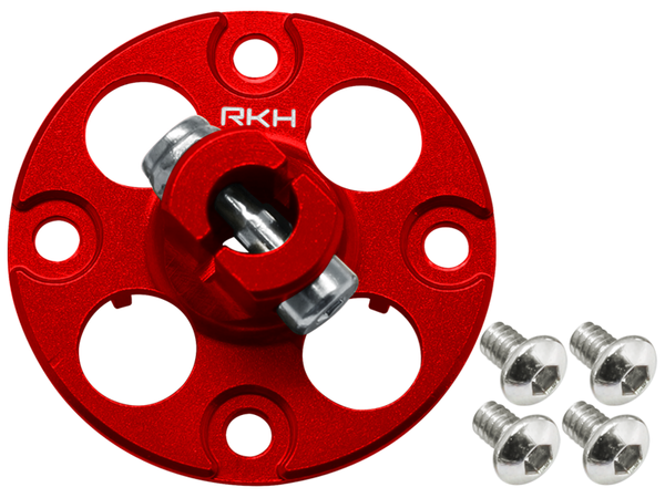 Rakonheli CNC AL Main Gear Hub Set (for 250CFX303)