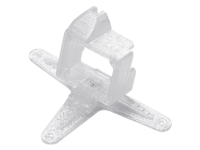 Rakonheli TPU Camera Mount-20 Degrees (for BLH9606) - Blade Inductrix FPV Plus