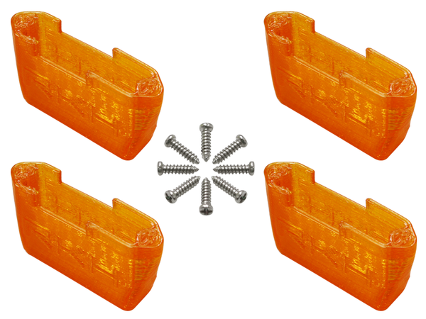 Rakonheli TPU 11x18mm ESC Mount (4) (for 66DQX980, 80DQX980)